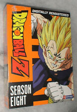 DRAGON BALL Z: Temporada 8 Eight Sin Cortar DVD Box Set - Nuevo Precintado