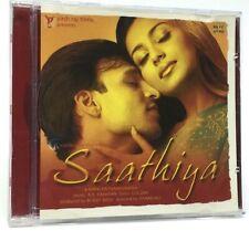 Saathiya -Original Soundtrack CD - A.R Rahman (Gulzar/Bollywood)