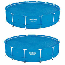 Bestway Above Ground Pool Covers For Sale Ebay