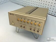 83202A B Hp Agilent Opt 040 Motorola Base Station K02 Sw Matrix