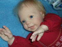 Reborn Doll Cookie, 26', 7 Lbs. 5 Oz.