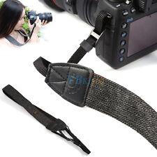 Adjustable Shoulder Neck Strap Belt Band Rope Anti-slip for DSLR SLR Camera SR Black Gray