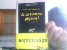 Richard Telfair pour A la tienne pigeon