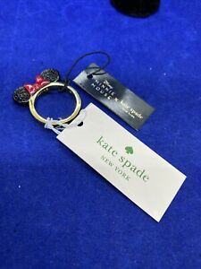 Kate Spade New York Minnie Mouse Disney Ring Size 7 New With Tag