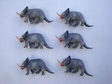 Starlux préhistoire dinosaure lot 6 figurines PH37 Monoclonius FS40067