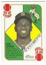 2015 Topps Heritage 51 Collection RC #57 Rusney Castillo Boston Red Sox