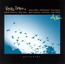 As by Ralph Simon (CD, Mar-2000, Postcards) Marc Johnson Billy Hart sealed