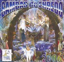 Sambas De Enredo 2006 (UK IMPORT) CD NEW