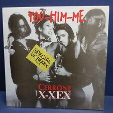 "MAXI 12"" CERRONE X-XEX You him me 190395-1"