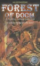 Forest of Doom by Ian Livingstone (Paperback, 2003)
