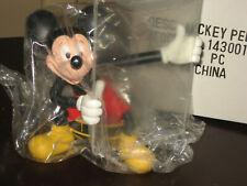 "New ListingNew Mickey Mouse peek frame figurine Disney 14300104 4x6"" picture holder"