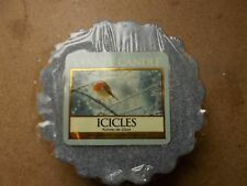 Yankee Candle Rare Icicles Wax Tart..
