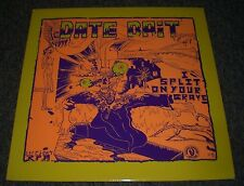 I Split On Your Grave Date Bait~RARE 1990 French Import Punk Garage Rock~VG++ LP