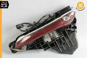 06-13 Mercedes W251 R350 ML550 Exterior Door Handle Front Left Side Red OEM