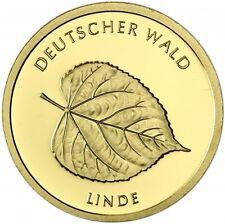 20 Euro 2015 - Deutscher Wald - Linde - GOLD