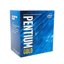 Intel Bx80701G6400 Pentium Gold G-6400 2 Cores 4.0 Ghz Lga1200 Desktop Processor