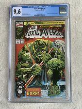 Toxic Avenger #1, Marvel Comics, CGC 9.6, White Pages.