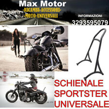 Sedile conducente anteriore nero Sedile monoposto 1200X in pelle monoposto 1200V per Harley Sportster Forty Eight XL1200 883 72 48