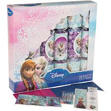 6 x 30 cm Disney Frozen Christmas Crackers Table Décorations de fête 277026