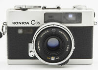 Konica C35 C 35 C-35 Sucherkamera Kamera mit Hexanon 38mm 1:2.8 Optik