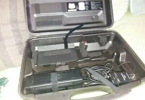 Panasonic Video Kamera M10.aus den 90er Jahren, im Koffer