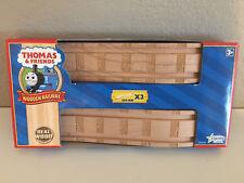 "Thomas & Friends Wooden Train Ascending Track 8"" (2 Tracks)- FREE 1ST CLASS ship"