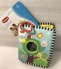 "Tiny Love 00690 ""WHERE DO I LIVE"" Baby Toddler Soft Textured Sensory Travel Book"