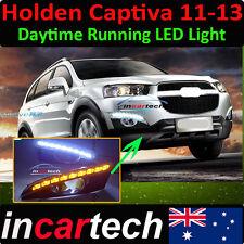 Holden Captiva 11 12 13 accessories DRL LED Daytime Running Foglight Fog Light