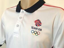 Team GB Olympic shirt - official merchandise size medium football style material