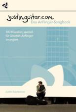 JustinGuitar.com - Das Anfänger-Songbook von Justin Sandercoe (2013, Taschenbuch)
