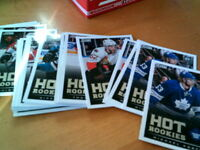 2013-14 SCORE HOT ROOKIES  - FINISH YOUR SET