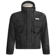 COLUMBIA RAIN DESTROYER PFG WADING JACKET MENS SMALL NWT  $199
