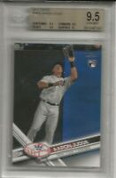 2017 Topps Aaron Judge BGS 9.5 Gem Mint RC Card #287 Rookie NYY Yankees