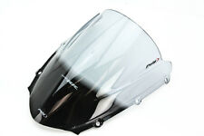 04-07 Honda CBR1000RR Puig Racing Windscreen, Light Smoke  1665H