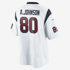 Nike Houston Texans Andre Johnson Limited Jersey #80 Stitched L 479177 101 $150