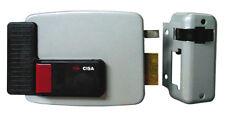 Serratura elettrica per porte in legno Cisa 11610 - 50 destra con Pulsante