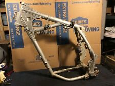 1999 Kawasaki KLR650 KLR 650 main frame chassis EZ REG easy to register WA T