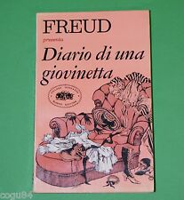 Diario di una giovinetta - Sigmund Freud - Ed. Sugar - Collana Week - end