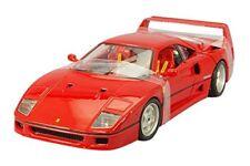 Die-cast Ferrari Bburago 1:18 Scale F40 Red Toy Car Japan NEW