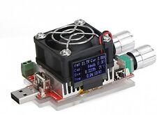 DROK DC 3-21V Load Battery Tester, 35W 3A Portable USB Monitor, Intelligent Kit