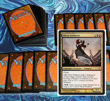 mtg BLACK RED RAKDOS COMMANDER EDH DECK Magic the Gathering olivia voldaren 100
