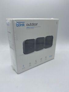 Blink Outdoor WiFi 3-Camera Security System   LATEST Model works w/ Alexa NEW