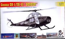 Unicraft Models 1/72 CESSNA CH-1 YAH-41 SENECA Helicopter Prototype