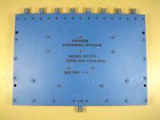 Anaren  40370  8 Way Combiner/Divider  800-1600MHz