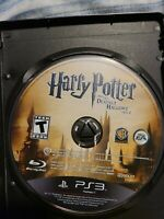 Harry Potter and the Deathly Hallows: Part 2 (Sony PlayStation 3, 2011) PS3 Disc