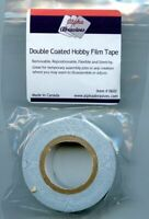 Alpha Abrasives Double Coated Hobby Film Tape #0602