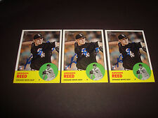 Addison Reed White Sox 2012 Topps Heritage #223 Signed Authentic Autograph 920