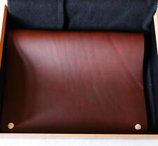 NEW Nixon Horween Leather iPad Case Limited Edition