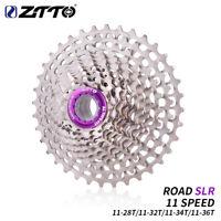 ZTTO SLR Cassette Road bike 11 Speed Gravel bike Bicycle Flywheel  Lightweight