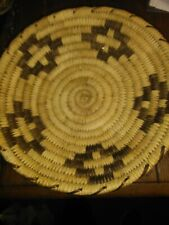 Amazing Papago Indian Hand Made 9 Inch Basket